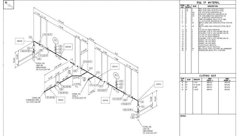 isometric plumbing layout plan design inspiration